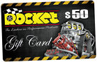 $50 Rocket Gift Card