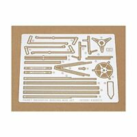 Tamiya 1/48 masterpiece machine series No.69 Royal Navy Sword parts for Fis