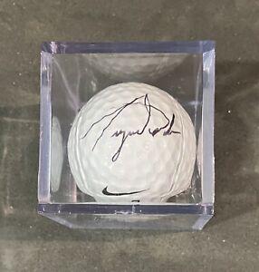 Tiger Woods Autograph/Signed Nike Golf Ball No COA