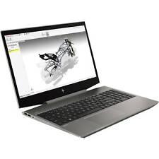 "HP ZBook 15v G5 i7 8850H 2.6GHz 512GB SSD 16GB 15.6"" FHD (1920X1080) P600 W10P"