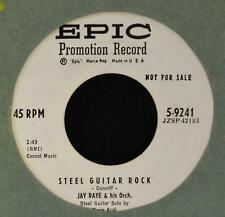 HEAR IT ROCK INSTRUMENTAL Jay Raye & this Orchestra Epic DJ Steel Guitar Rock