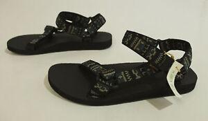 Teva Men's Original Universal Sandals SC4 Pottery Black/Taupe Size US:8 UK:7
