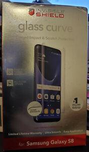 Zagg Invisible Shield Screen Protector for Samsung Galaxy S8 - BNIP