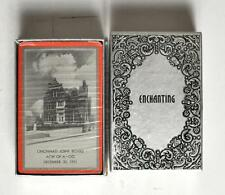ENCHANTING 1951 CINCINNATI JOINT BOARD PLAYING CARDS IN BOX AND SEALED
