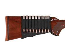 Rifle Stock Ammo Holder Butt Belt -9 Rounds Ammunition Bullet Cartridges/HUNTING