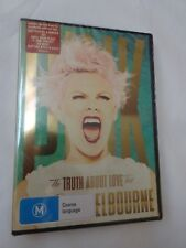 PINK The Truth About Love Tour LIVE DVD from Melbourne Australia  BRAND NEW
