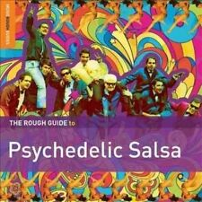 The Rough Guide to Psychedelic Salsa 0605633130423 Various Artists