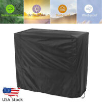 "35"" 57"" 67"" BBQ Gas Grill Cover Waterproof Outdoor UV Gas Charcoal Protection"