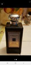 JO MALONE Orris&Sandalwood Cologne Intense 3.4 oz Preowned Unboxed 98% in bottle