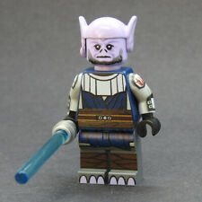 Custom Arcann Star Wars SWTOR minifigures jedi on lego bricks