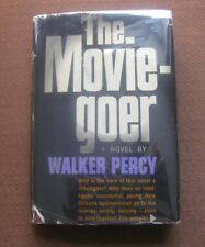THE MOVIEGOER by Walker Percy -1st/3rd printing 1961 HCDJ  - $3.95