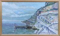 Erich Fruhnert 1912 Meissen Dresden - Coast at Mediterranean - Capri Ischia