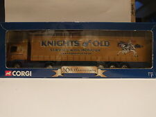 CORGI TY86624 SCANIA CURTAINSIDE - KNIGHTS OF OLD - 50TH ANNIVERSARY 1953 - 2003
