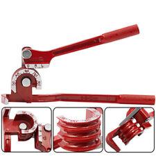 Mini Pipe Bender 3 in1 Copper Tube Bending Tool Brake Fuel Pipe New GOE SXV
