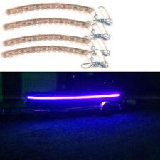 UV Black LED Strip Light Night Fishing UV Ultraviolet boat 12V fluorescent line
