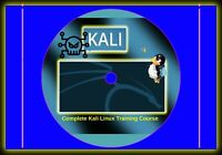 Kali Linux - Ultimate Hacker Training - 50 Hrs Video Course - ECH - Pen Testing