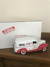 DANBURY  MINT 1940'S HEINZ DELIVERY TRUCK With Original Box Preowned