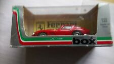 BOX 1/43 FERRARI 275 GTB/4  IN RED