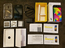 Samsung Galaxy S II SPH-D710 Epic 4G 16GB Vortex Black (Sprint) Smartphone + Box
