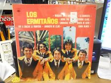 LOS ERMITANOS USED LP CBS 20342 VINYL VG SEALED HOLE PUNCH CUT OUT