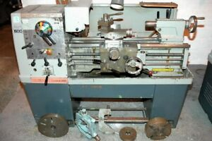 Colchester Lathe - Service and repairs