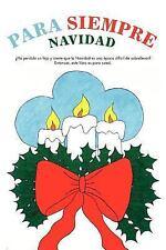 Para Siempre Navidad Spanish Edition