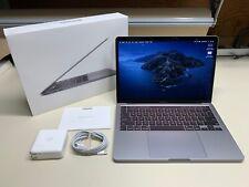 """APPLE MacBook Pro 13"""" 2020 1.4GHz i5 QC 8GB 256GB w/ AppleCare+ Till 12/ 2023"""