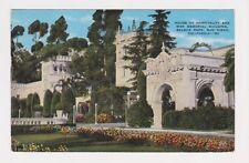 1c Stamp 1950 The House of Hospitality & War Memorial Bldg Balboa Park San Diego