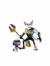 DC Unlimited Ratchet and Clank: Series 2: Azimuth with Orvus Action Figure