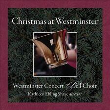 Christmas at Westminster: Westminster Concert Bell Choir, New Music