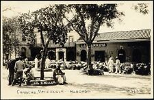 venezuela, CARACAS, Mercado Market (1930s) Müller RPPC