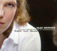 CD SILKE AVENHAUS - salon chromatique et harmonique