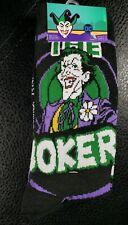 Joker DC Comics Unisex Socks 2 Pack (Size 6-12)Batman