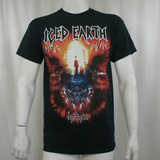 Authentic ICED EARTH Dystopia Inspired Art T-Shirt S NEW