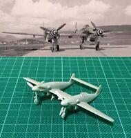 1/144 WWII German Me609 Fighter Resin Kit