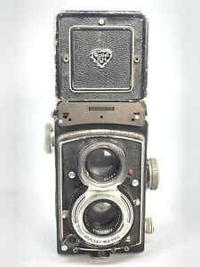 Rolleicord Vb - For Parts Or Repair -