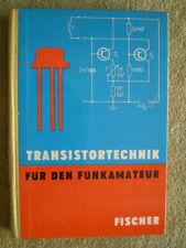 Transistortechnik - DDR Buch 1964 Transistoren Elektronikbasteln