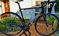 CERVELO R3 CARBON FIBER CANADIAN RACING/ROAD BIKE 56 CM SUITS (179 CM-188) CM