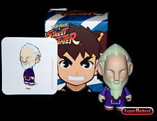 "Gen - Street Fighter Series 2 - Kidrobot - 3"" Figure Brand New in Box Mint"