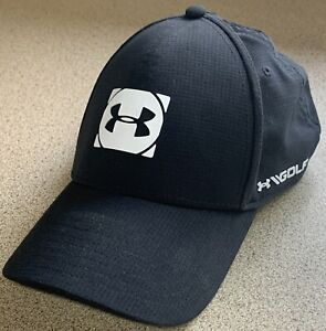 Mens/boys Under Armour Golf Fitted Hat Cap Large/XL