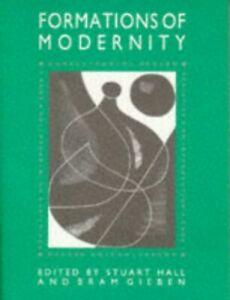 Formations of Modernity : (Introduction to sociology) Paperback Book The Cheap