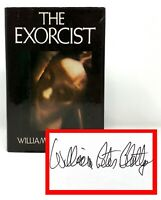 William Peter Blatty - The Exorcist - SIGNED True 1st 1st ALL Points - Base Film