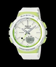 BGS-100-7A2 Baby-g Watches Resin Band Analog Digital