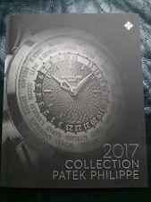 Catalogue 2017 Patek Philippe Collection