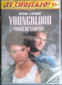 DVD - YOUNGBLOOD * SPALLE LARGHE (Patrick Swayze) * lingua italiana