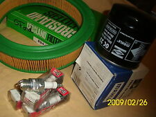 Zündkerzen Luftfilter Ölfilter Ford Taunus Capri 1,3 1,6 Consul Granada 1,6 2,0