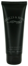 Skulls & Roses by Ed Hardy For Men AfterShave Balm 3oz New