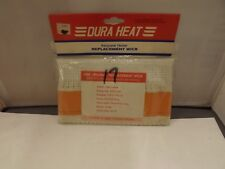Duraheat Kerosene Heater Replacement Wick # 17 / Dh11 , Aladdin , Everglow ,.