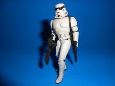 Star Wars 1995 Potf Vintage Style Imperial Stormtrooper V1 ~ Heavy Blaster Rifle