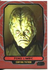 Star Wars Galactic Files 2 Base Card #360 Pons Limbic